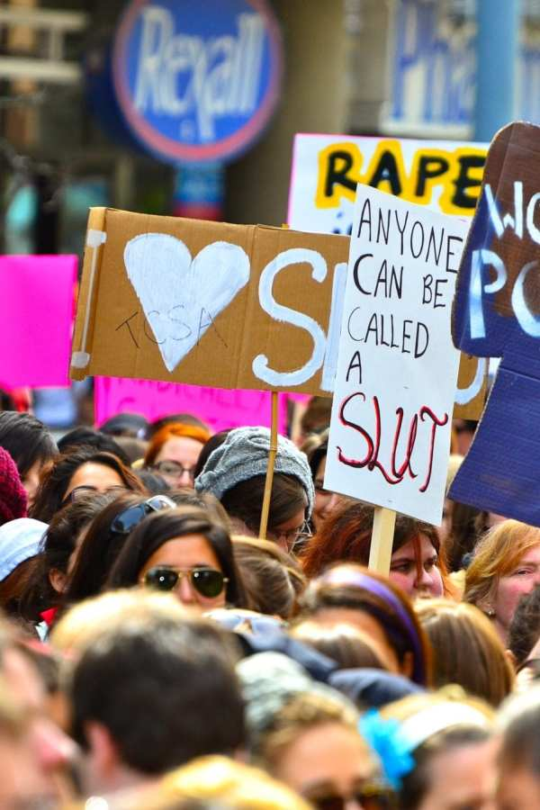 Subtle Ways We Discredit Female Sexuality