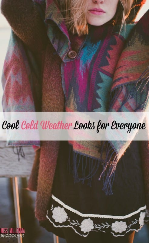 Cool Cold Weather Looks for Everyone