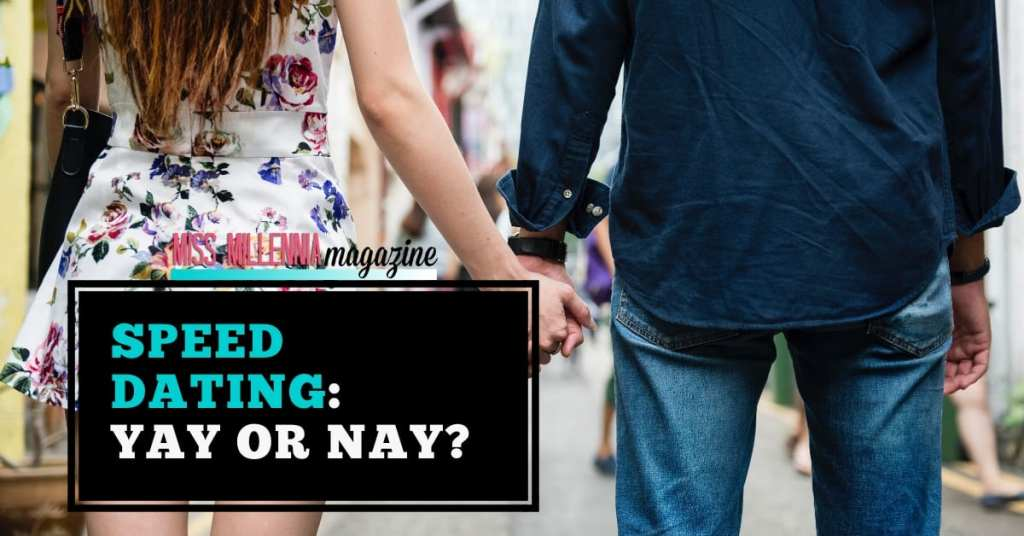 Speed Dating – Yay or Nay fb