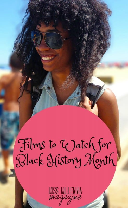 There are a lot of films that can teach you about historic and tragic moments in black history that we never learn or read about. See them.