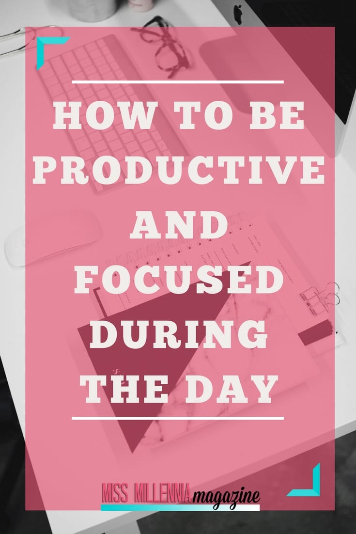 I may have figured out how to simultaneously be more productive and focused at work, accomplish more during the day and get a daily workout in.