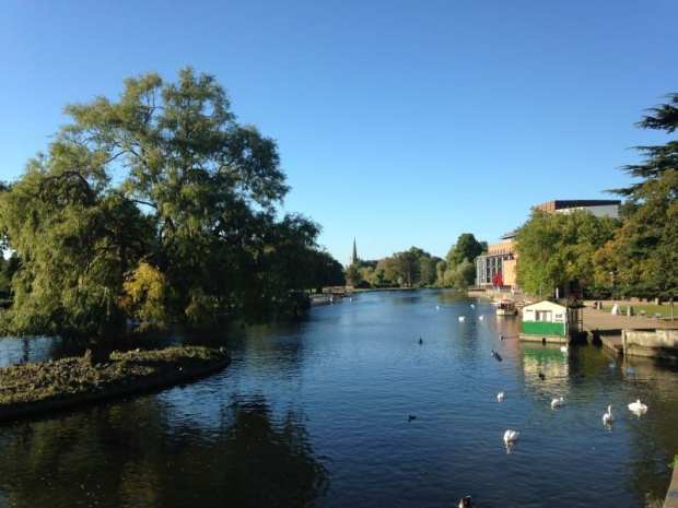 vacation in England-Stratford