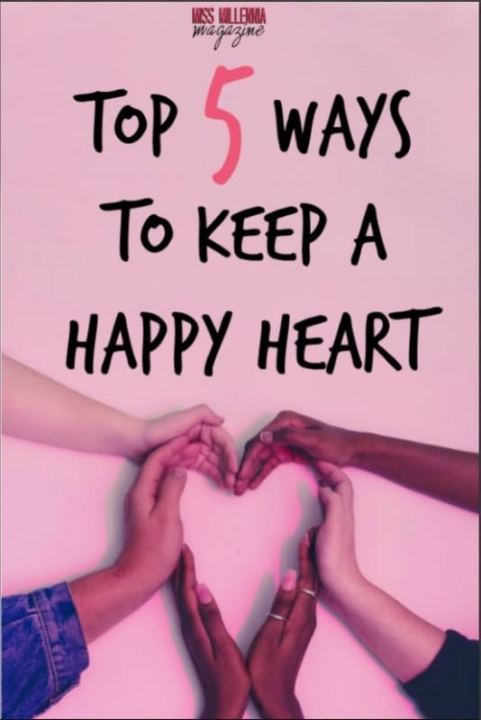 #ad Without our heart, we have nothing. So here are the top 5 ways to keep a happy heart! #HeroSmiths #BayerAspirin #IC