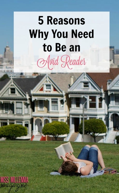 There are so many perks that come with you being a book lover! So here are 5 awesome reasons why you need to be an avid reader.
