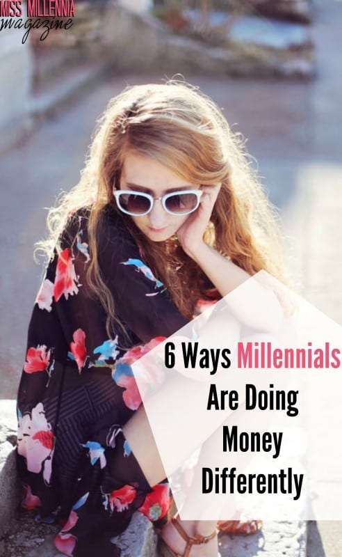 Since millennials are evolving into adults, the way they spend money is becoming more important - even some spending habits involve not spending money at all.