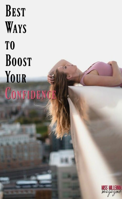 Being confident isn't always as easy as it sounds. We've put together a few ways you can boost your confidence on the daily. Check them out! #MissMillMag