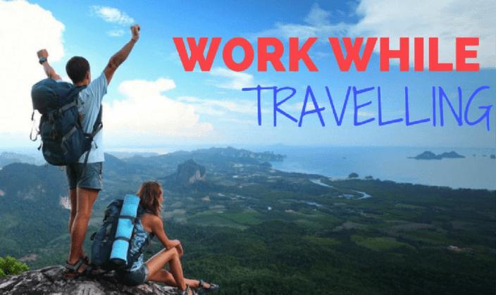 make money while traveling