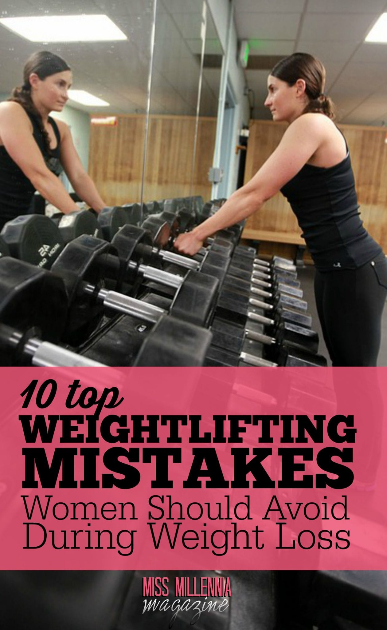 It's paramount for everyone to note that there are weightlifting mistakes before you rush off to the gym and potentially make a few of them.