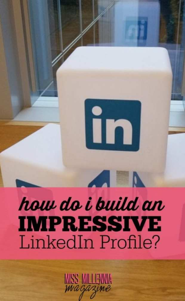 Even if you're not looking for a new job, it's still important to have a good LinkedIn profile. Through this, you'll make connections within your industry.
