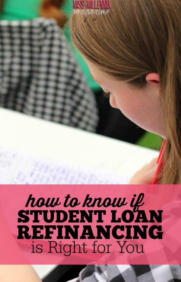 If you meet the criteria for student loan refinancing and would like to lower your interest rates, considering it would be a smart option for you.