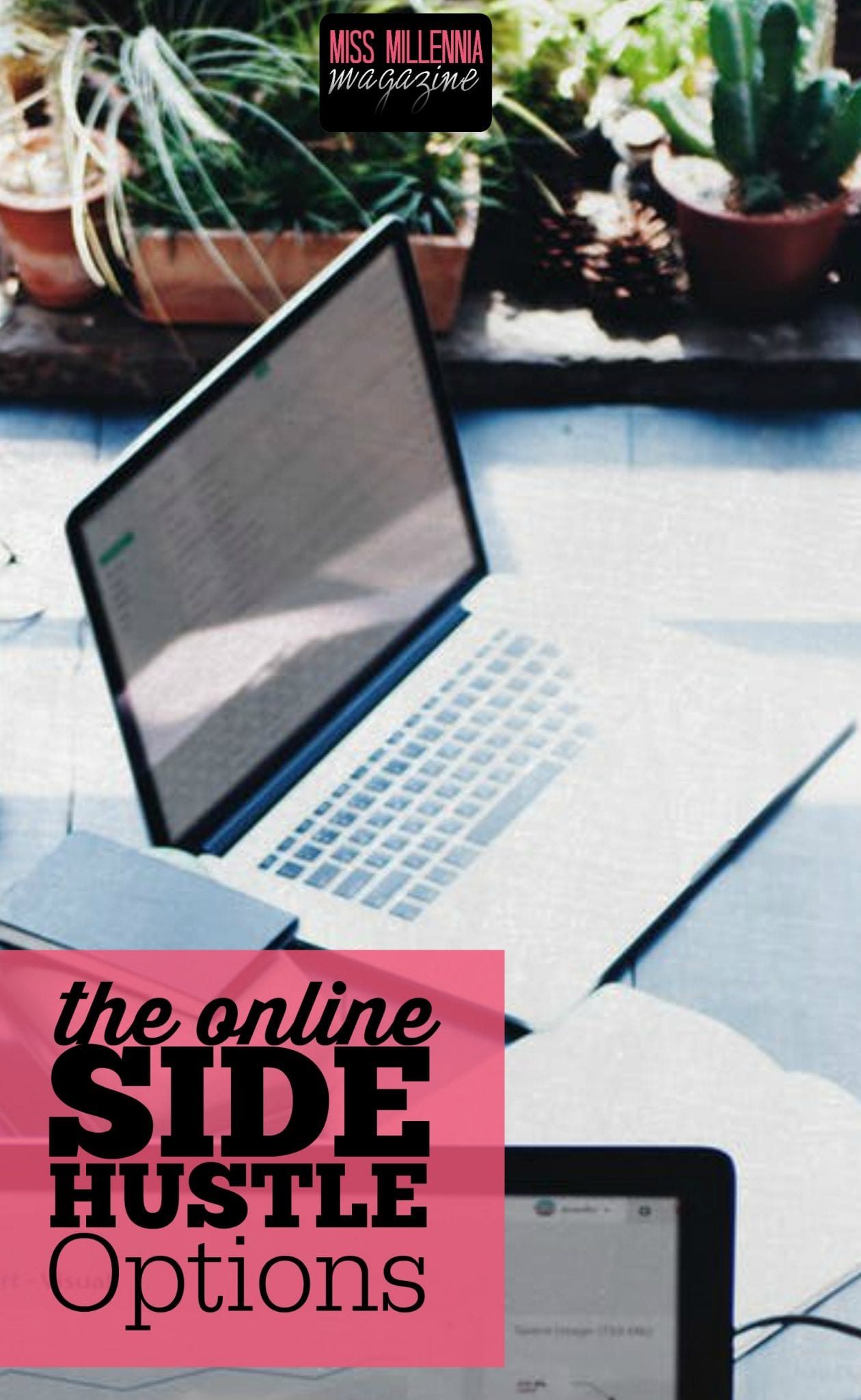 Depending on how much time and effort you want to put into your side hustle, there are always online options out there to help you.