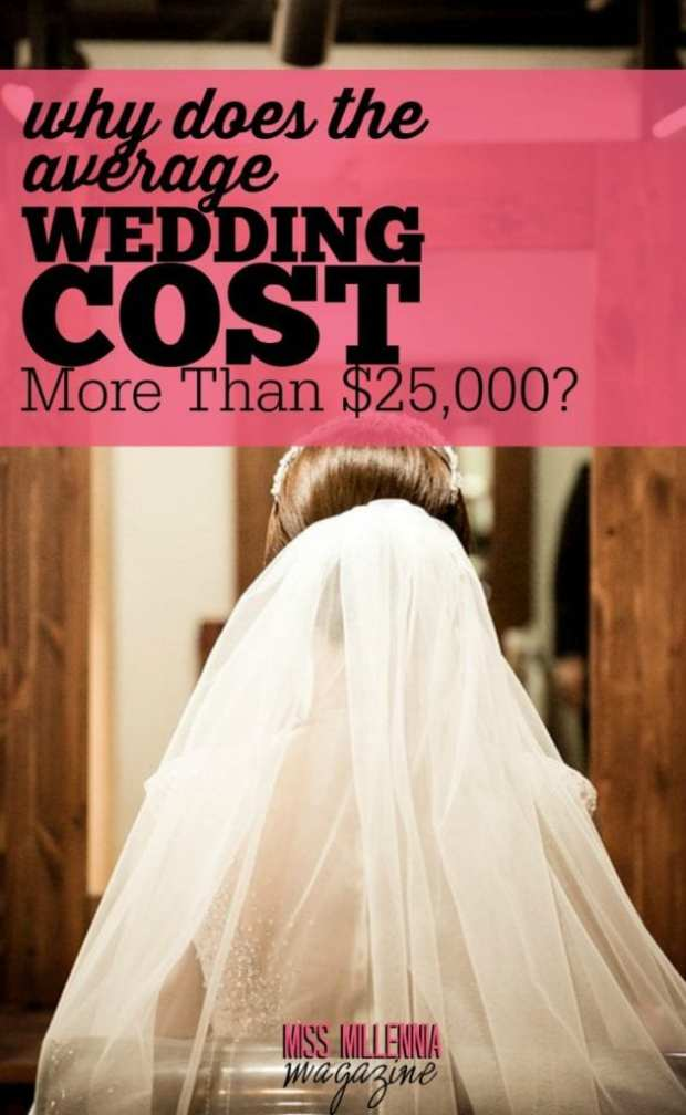 To make your wedding planning easy, or for those who are simply curious what it's going to cost, I broke down the average wedding cost brides are spending.