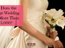 Why Does the Average Wedding Cost More Than $25,000 ...