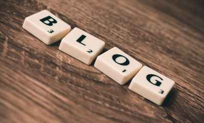 own blog