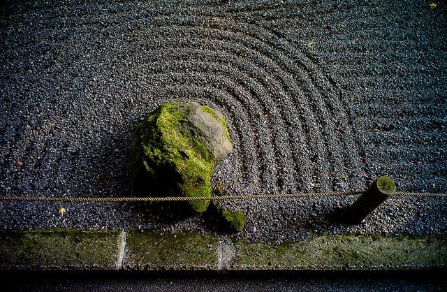 career change zen garden