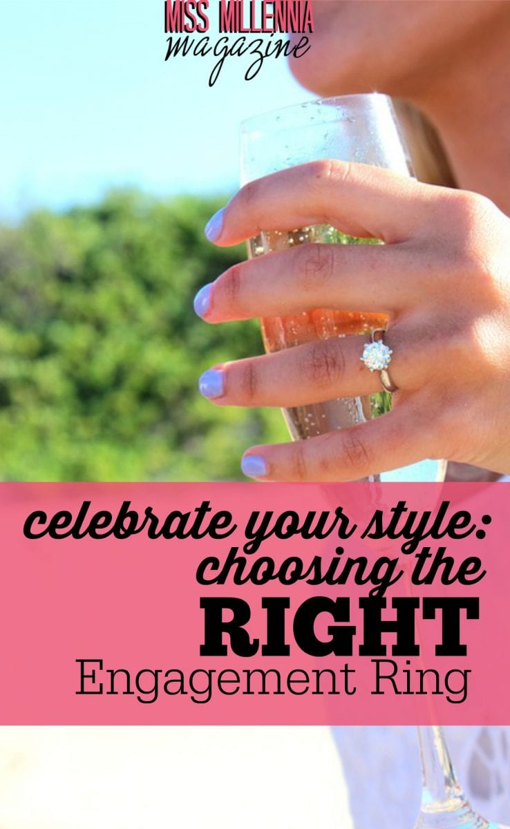 If you've been given the privilege of choosing your own ring, here are some helpful hacks to help you choose an engagement ring that's perfect for you.
