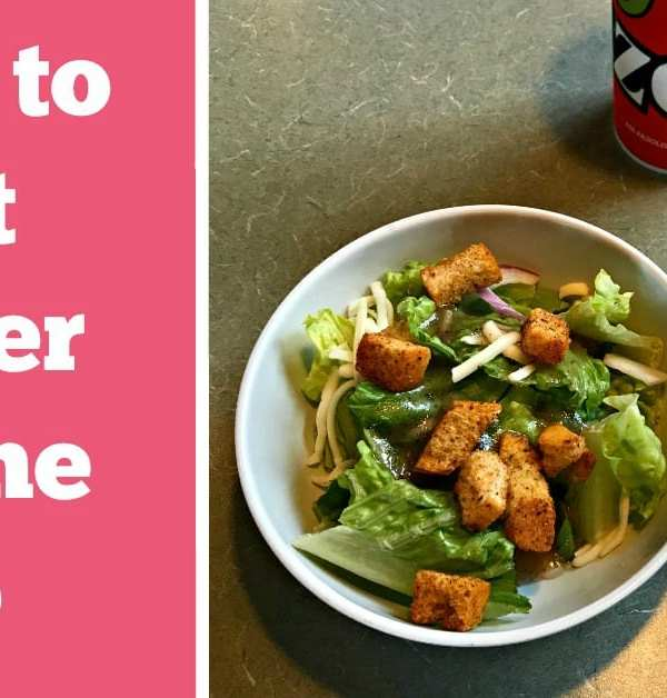 How to Eat Better on the Go