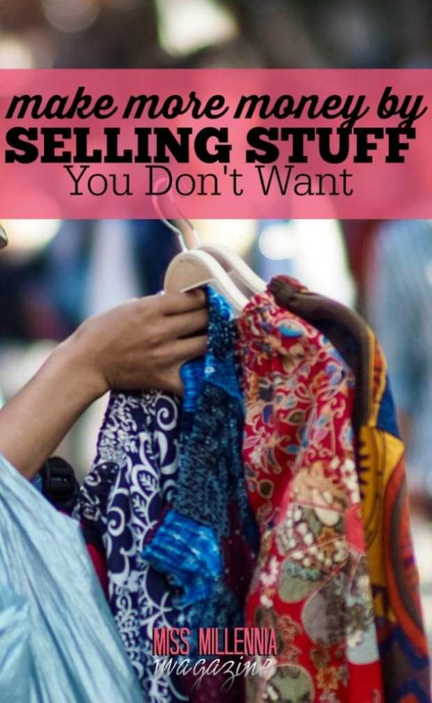 Want to clear out your clutter and make some extra cash? Check out our easy tips for selling stuff you don't want anymore.