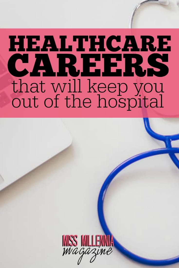 Here we're going to look at some healthcare careers that exist outside the hospital, what skills are needed and what a typical working day could be like.