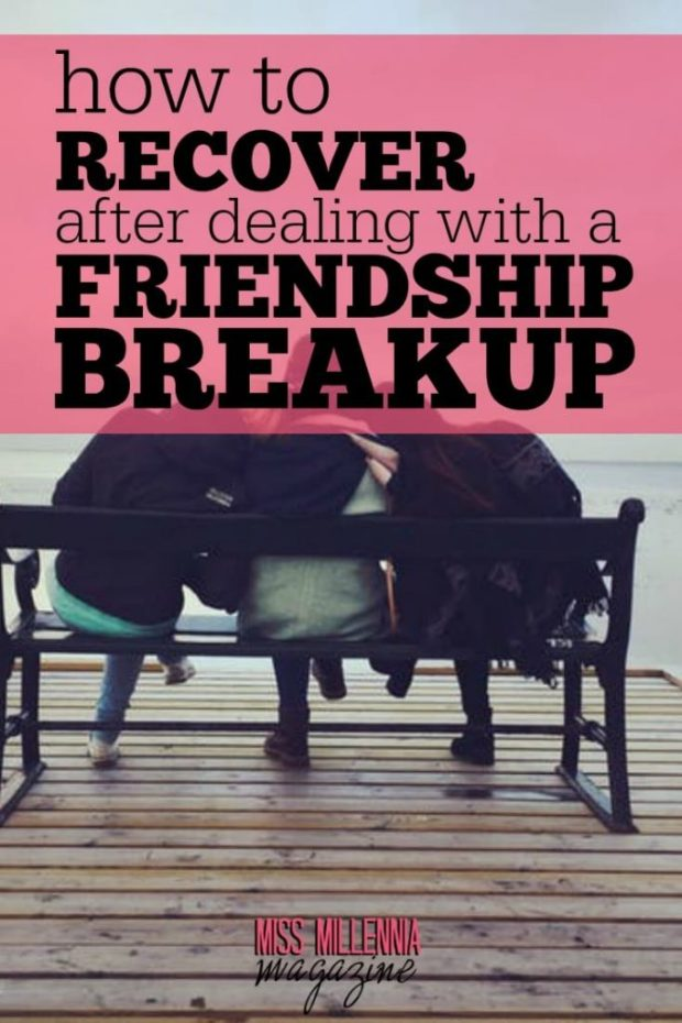 how to meet friends after a breakup