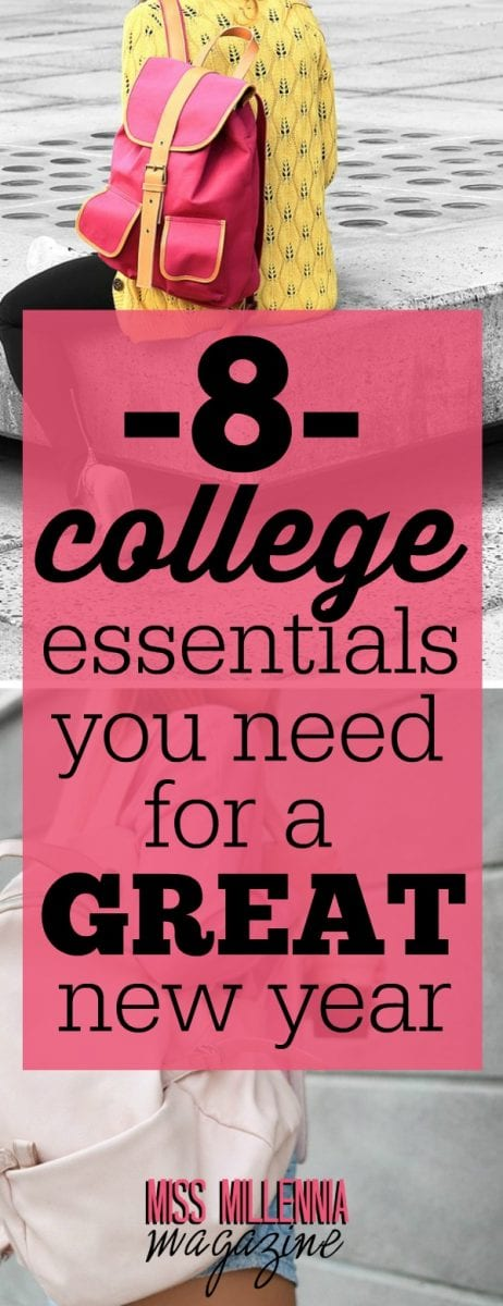 Once you get to college, you need more for back-to-school than pencils and notebooks. Here are the 8 college essentials you need to have a great new year! #CollegeBBoxx #ad #sp