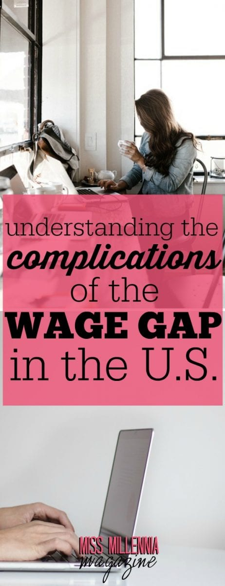 The wage gap is a difficult issue to grasp. We're going to break it down and explain some of the most complicated parts of understanding the wage gap today.