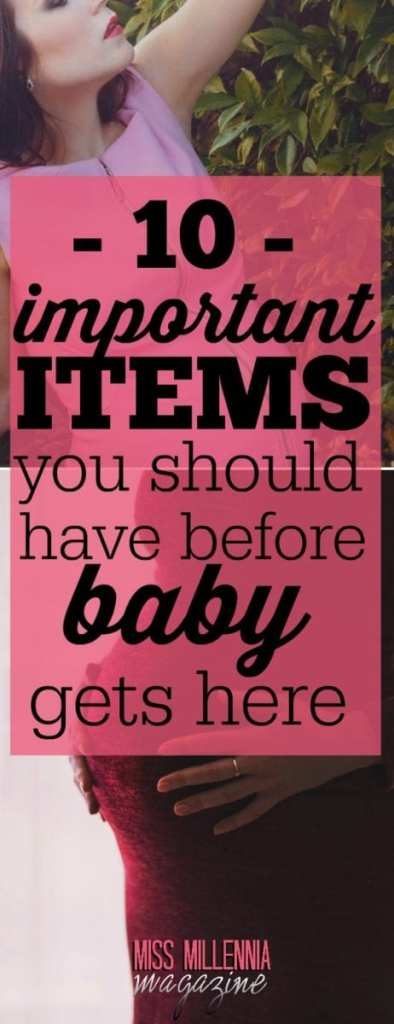 Nothing is more thrilling than a new baby. However, before you invest in those baby size gold shoes, let's think about what to get before baby gets here.