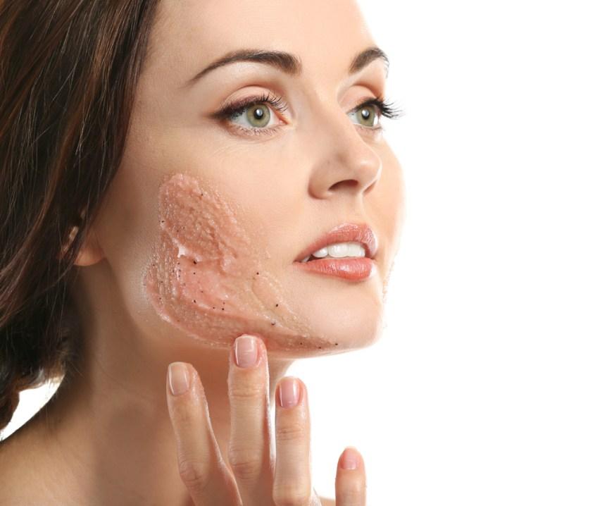 wrinkled skin