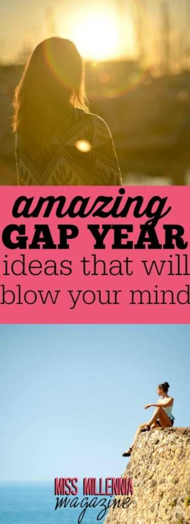 A gap year is meant to be enjoyed, but you need to invest your time and effort into both planning, researching, funding, etc.