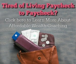 Wealth coaching for adulting