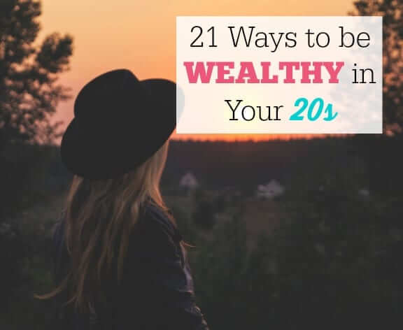 21-Ways-to-be-Wealthy-in-Your-20s