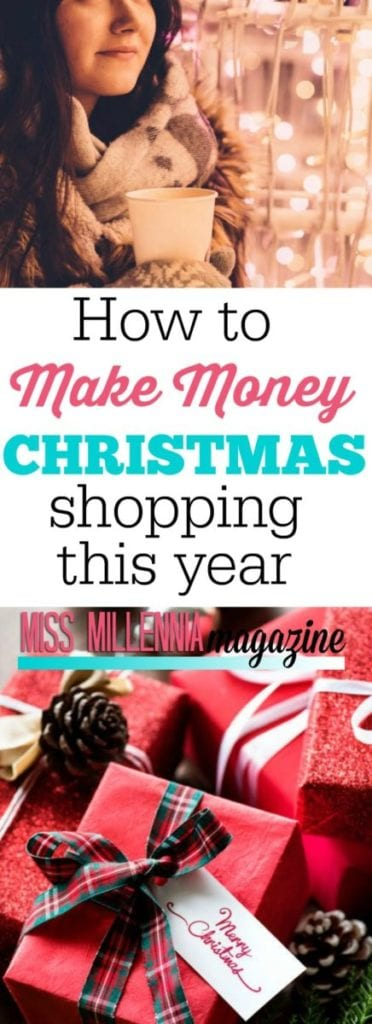 Yes, I actually made money Christmas shopping last year. If you are wondering how. I used a cool free tool you may have heard of.