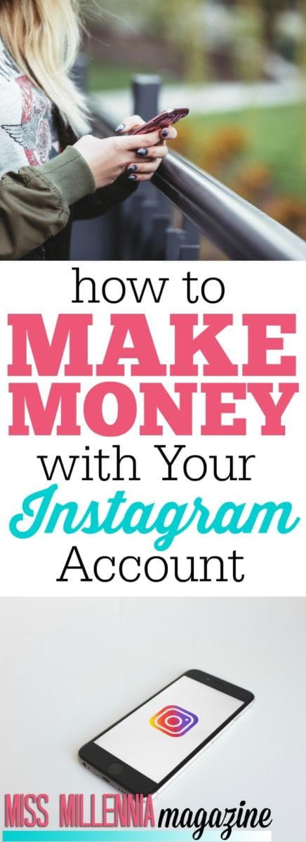 I want to talk to you about how you can start making money with your Instagram account, regardless of how many followers you have.