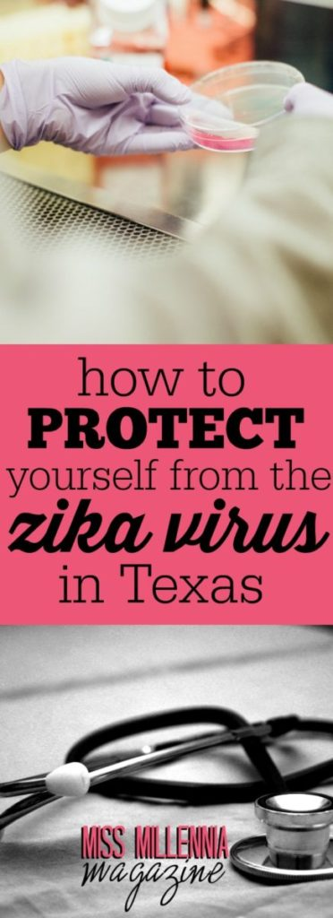 Since we have warm weather all year in Texas, there is an elevated risk of Zika transmission beginning in the summer that continues through the fall.