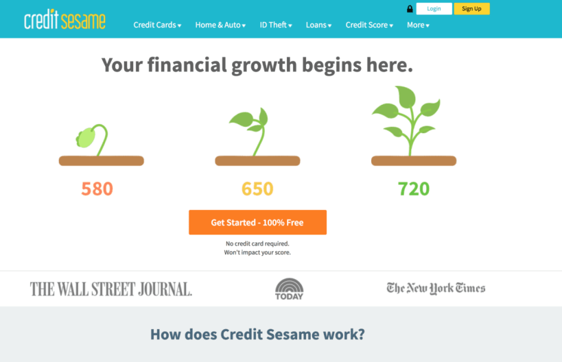 Credit Sesame makes it easy to manage your money