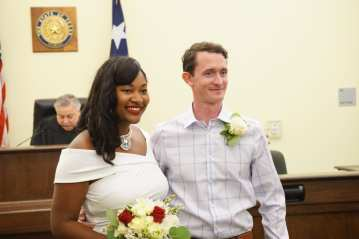 Jasmine Watts and Chris Drown getting married