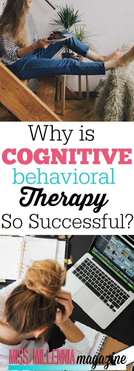 1 in 4 young women in the UK today has experienced an issue with their mental health. Find out why cognitive behavioral therapy is a successful treatment.