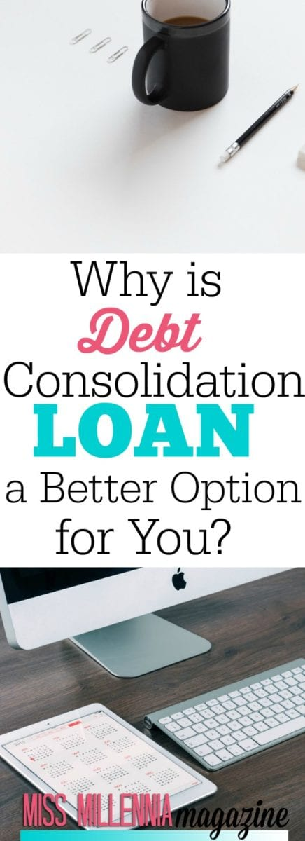 If you are considering a way to get your finances back on track, you may want to consider a debt consolidation loan and the benefits it can bring you.