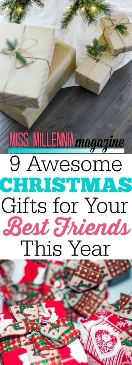 Getting the perfect gift for your best friend at Christmas can be very challenging. Here are some ideas for Christmas gifts to help you this year!