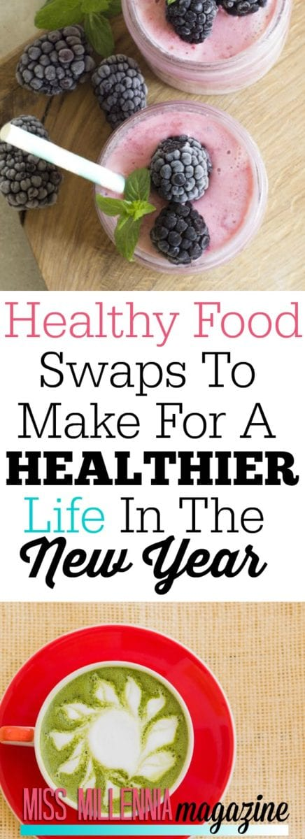 Nobody really wants to give up their favorite treats and go on a diet, but how about starting small with some simple food swaps?