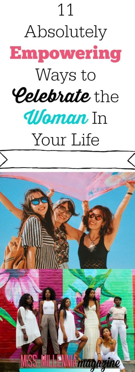 This International Woman's Day, make her feel special. How? With these 11 ways to celebrate the woman in your life, you're going to make her feel loved and cared for.