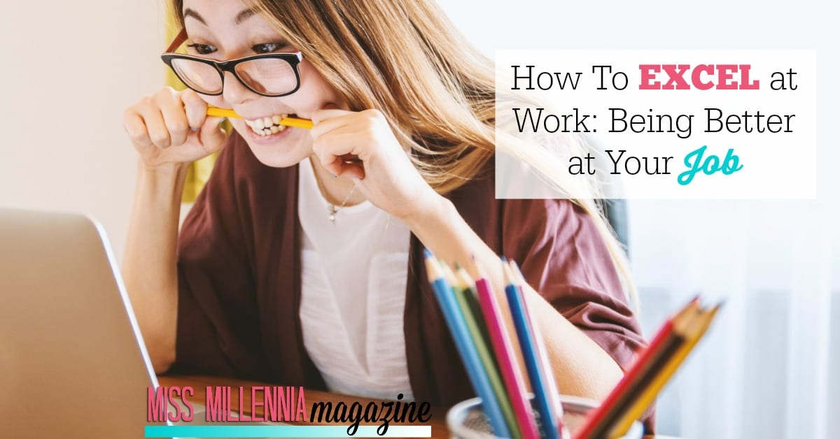 If you want to excel at work or if you want to do everything you can to get the best result out of your career then you can find out everything you need to know, here.