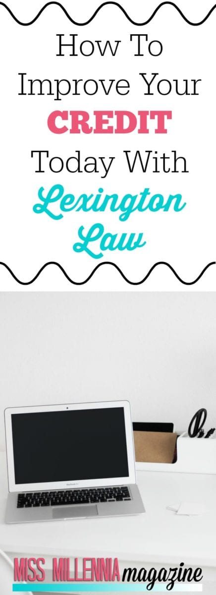 How To Improve Your Credit Today With Lexington Law