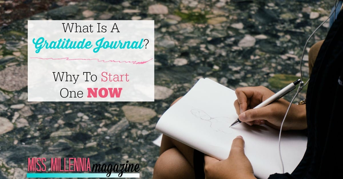 Feeling stressed or down in the dumps? There's an easy way to feel better. We'll teach you all about how to start a gratitude journal and its amazing benefits.