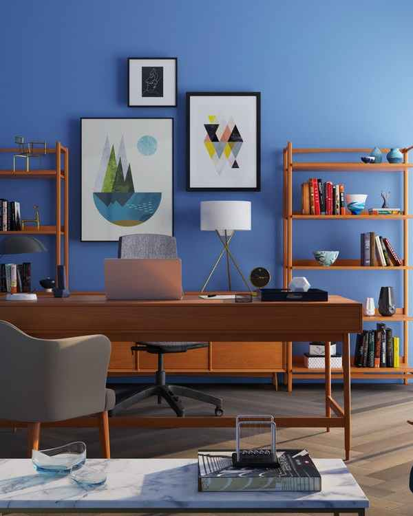 Your 5 Steps To The Perfect Home Office