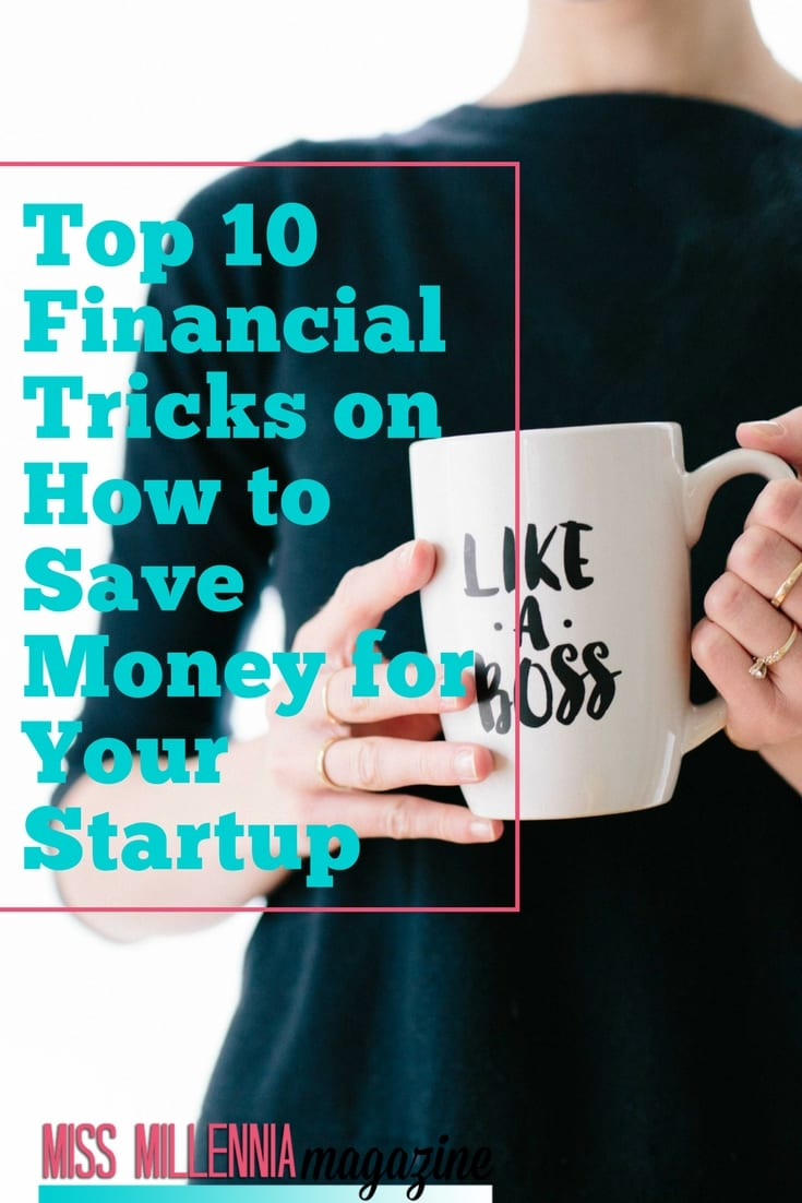 The more you can reinvest in your company, the faster you can grow. It's also easier to stay on top of business expenses this way. Check out these tricks to save money for your startup.
