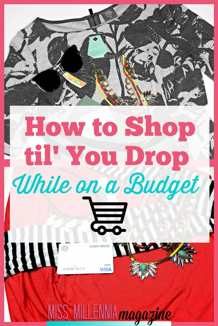 I believe it is possible to be smart and save your money and spend a little bit on yourself without going crazy. So, in order to stop the guilt, while still getting some shopping for myself done, I came up with a few steps to be smarter with my money while shopping.