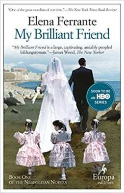 Feminist Books: My Brilliant Friend by Elena Ferrante