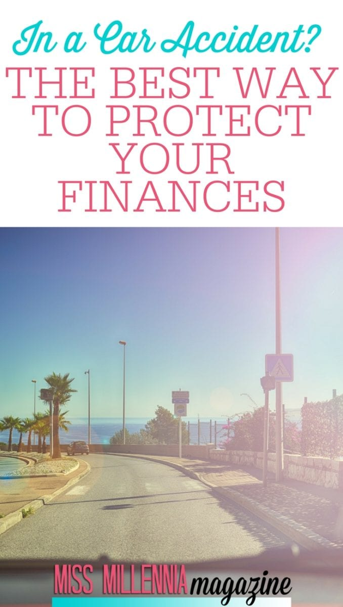 In a Car Accident? The Best Way to Protect Your Finances - Miss ...