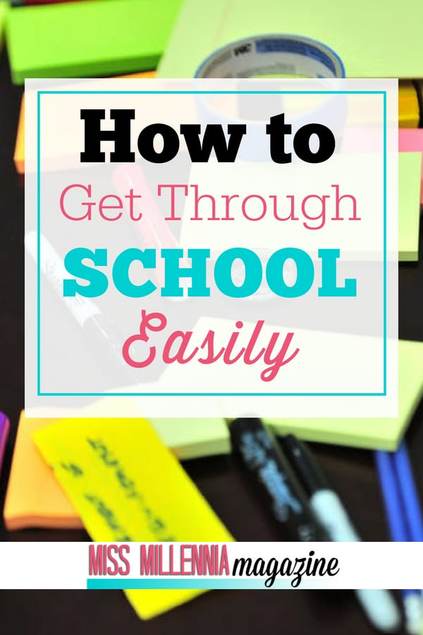 Studying is boring but you shouldn't let it get you down. It is possible to succeed and here are six effective steps to get through school easily.